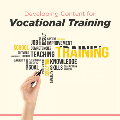 Developing Content for Vocational Training