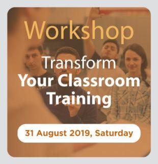 Transform Your Classroom Training